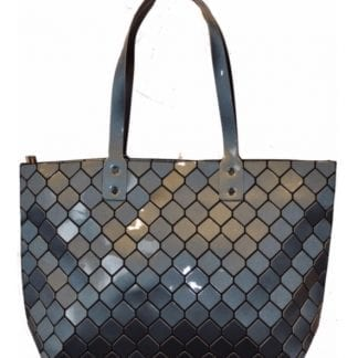 Honeycomb Pattern Tote