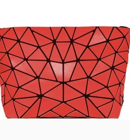 Slanted Triangle Geo Coin Purse with new handle