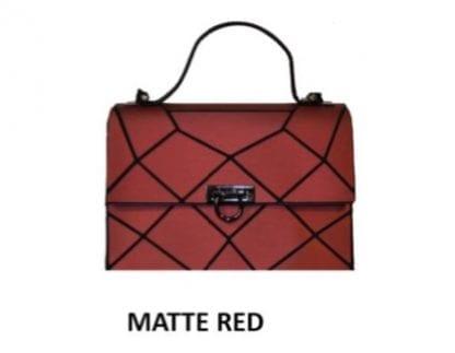 Lock Front Geo Bag