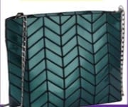 Chevron Geo Clutch