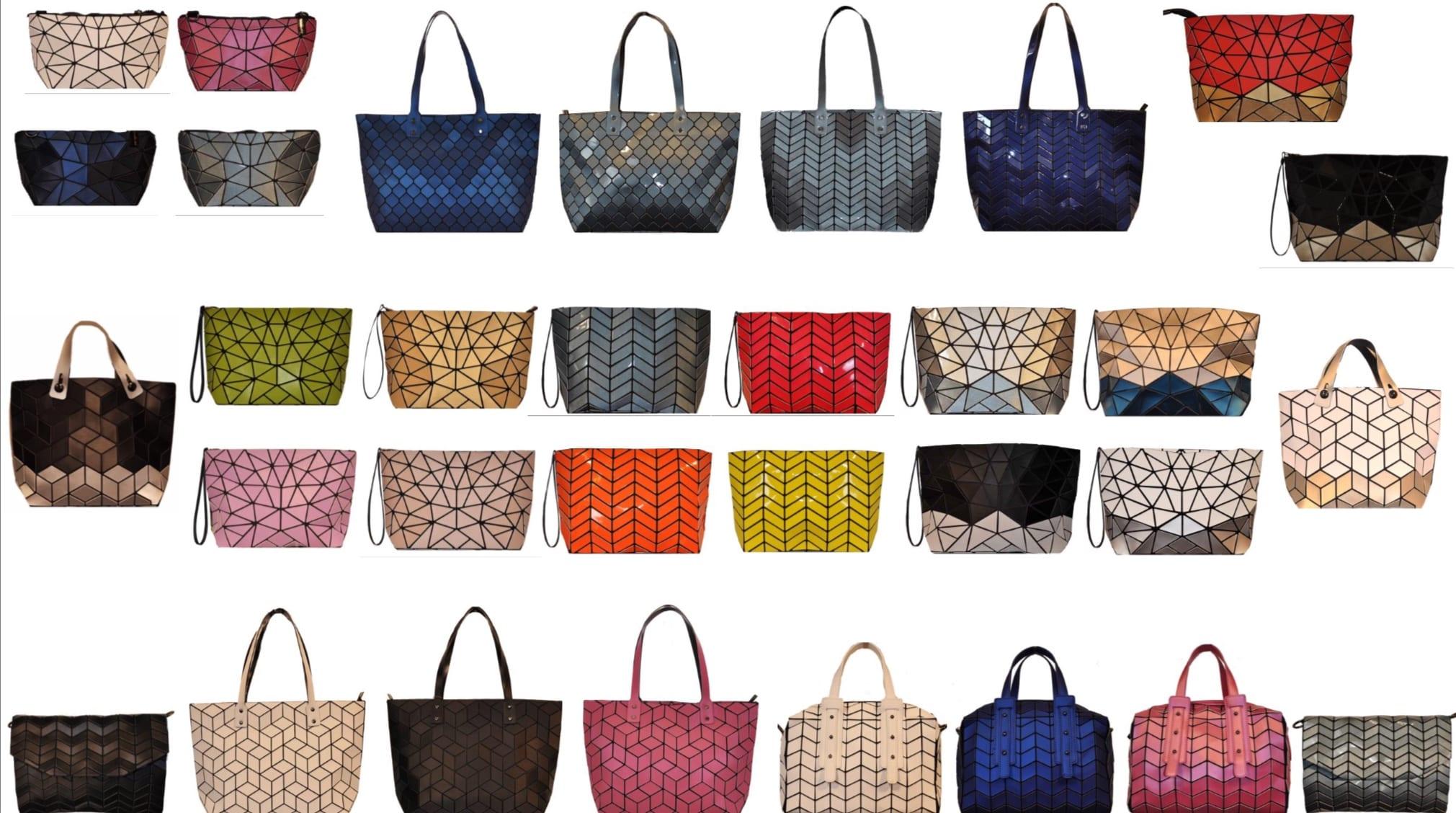 Patrizia Luca Milano Handbags
