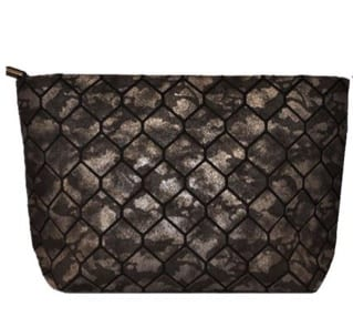 Honeycomb Geo Clutch